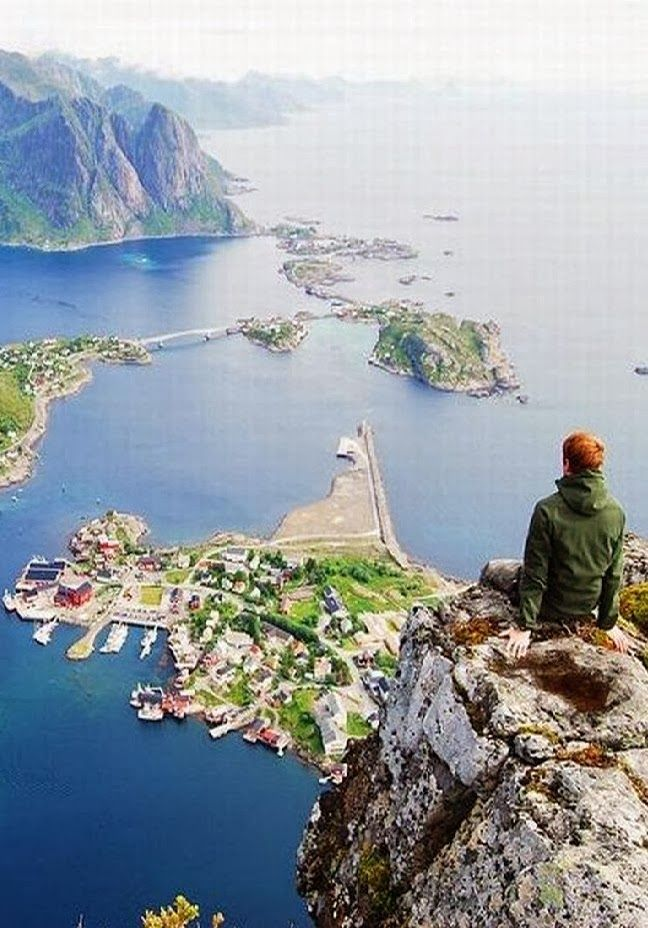 Lofoten Island Archipelago, Norway: