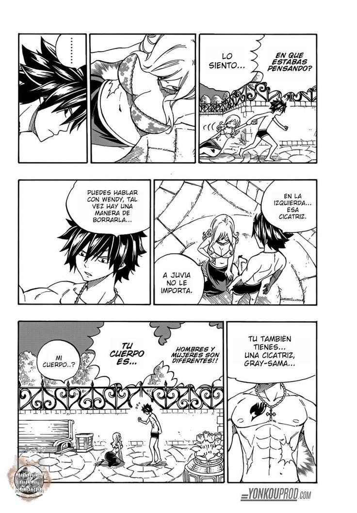 Fairy Tail Capítulo 545 página 15 - Leer Manga en Español gratis en NineManga.com