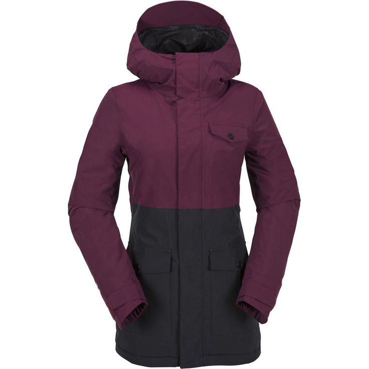 Volcom - Bow Insulated Gore-Tex Jacket - Women's - Winter Orchid