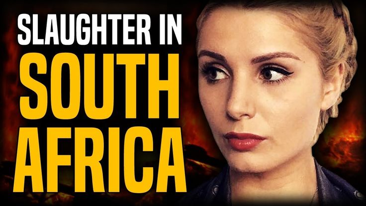 White Farmers Slaughtered in South Africa | Lauren Southern and Stefan M...