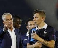 Didier Deschamps Terima Perancis Tak Menang Dari Albania – Dari hasil yang di petik di kandang sendiri, Didier Deschamps sama sekali tidak merasa kesal dengan hasil yang diterima dari skor 1-1.