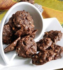 Resepi Biskut Coklat Chips Hari Raya Chef Wan