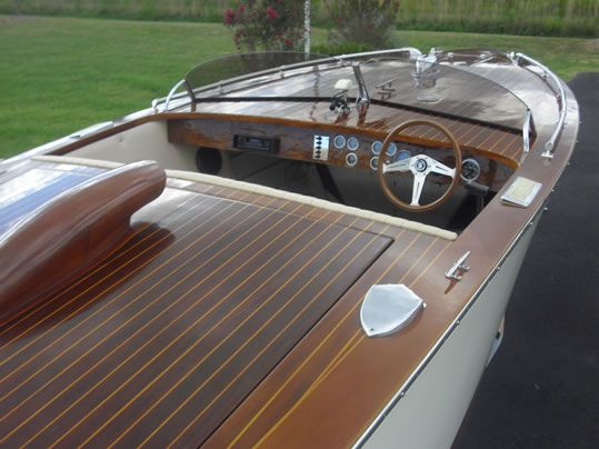 1955 Chris Craft Runabout