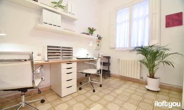 #proyectocorcega #iloftyou #interiordesign #barcelona #lowcost #catalunya #ikea #ikeaaddict #despacho #office #work #lack #kvissle #maisonsdumonde #alex #pilma #kenayhome #adum #bamboo #raskog #fjalkinge #hidraulictiles #baldosahidraulica