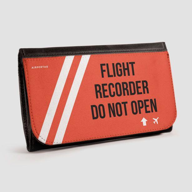 Flight Recorder - Wallet