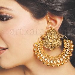 traditional gold Earrings