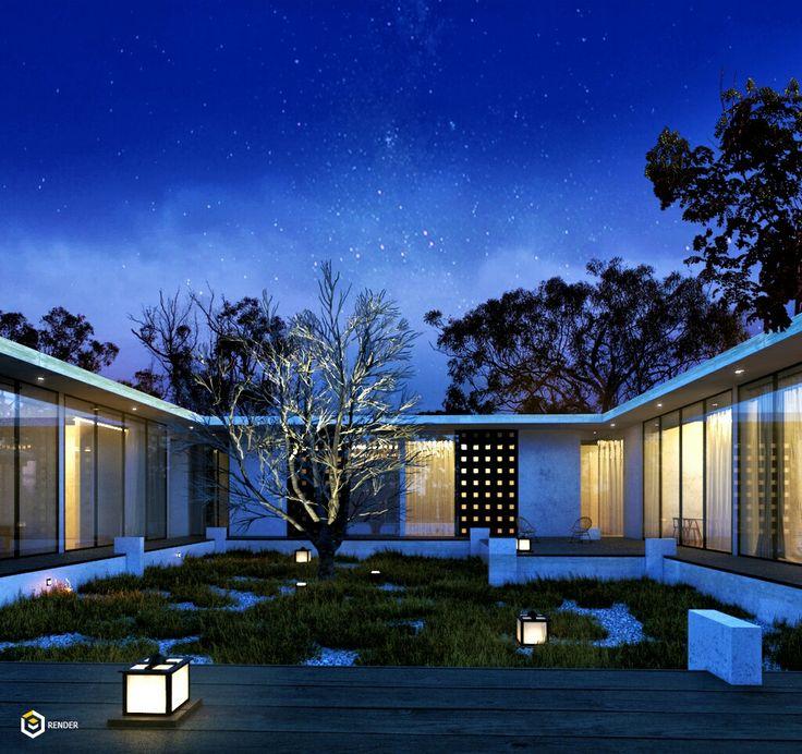 Japaneese Modern House