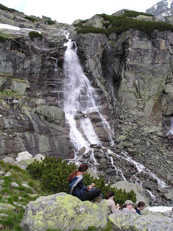 Vodopad Skok -Slovakia