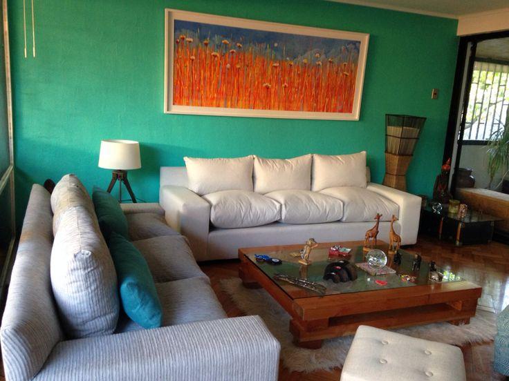 Transformación y tapizado de sillones