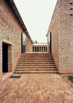 Education Center Nyanza, Ruanda - DOMINIKUS STARK ARCHITEKTEN