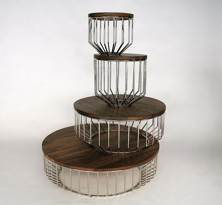 Phase Design | Reza Feiz Designer | Wired Coffee Table - Phase Design | Reza Feiz Designer