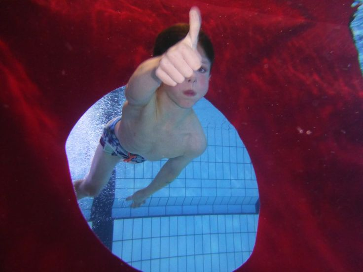 A diploma onderwaterfoto Levi