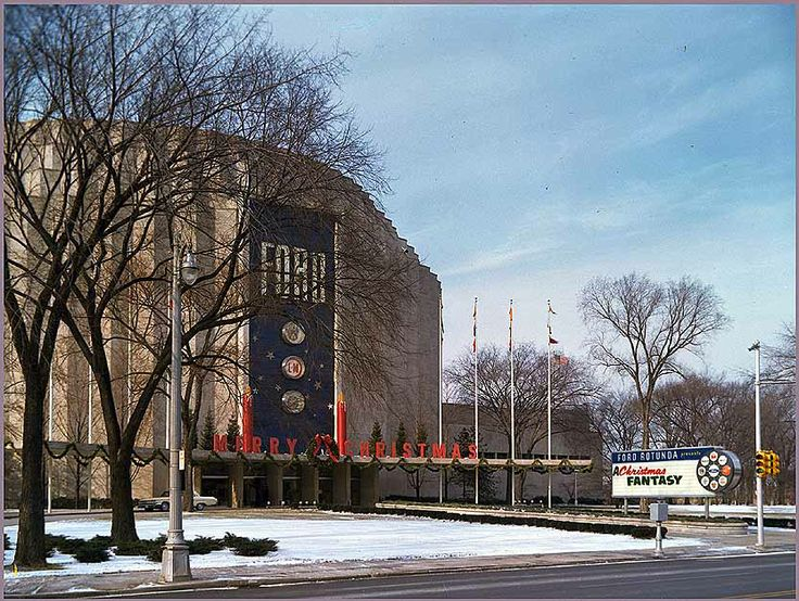 44 best images about ford rotunda dearborn michigan on for Ford motor co dearborn mi