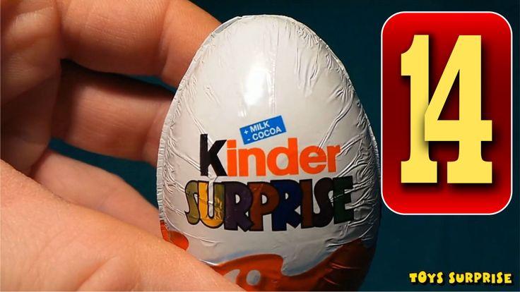 Kinder surprise eggs 14 - Opening eggs Surprise #youtube #Toy #Candy #spielzeug #kindersurprise #jouet #eggssurprise #surpriseeggs #surprise #kidsmovies #kinder #kindersurpriseeggs #kindereggs #eggtoy #huevoskinder #Kinderjoy #dctc #thecroods #toysforkids #huevos #disneytoys #oyuncak #huevossorpresa #collector #croods #kindersorpresa #youtubeforkids #chocolateeggs #sorpresa #videoforkids #kinderjoyeggs #おもちゃ#surpriseeggsunboxing