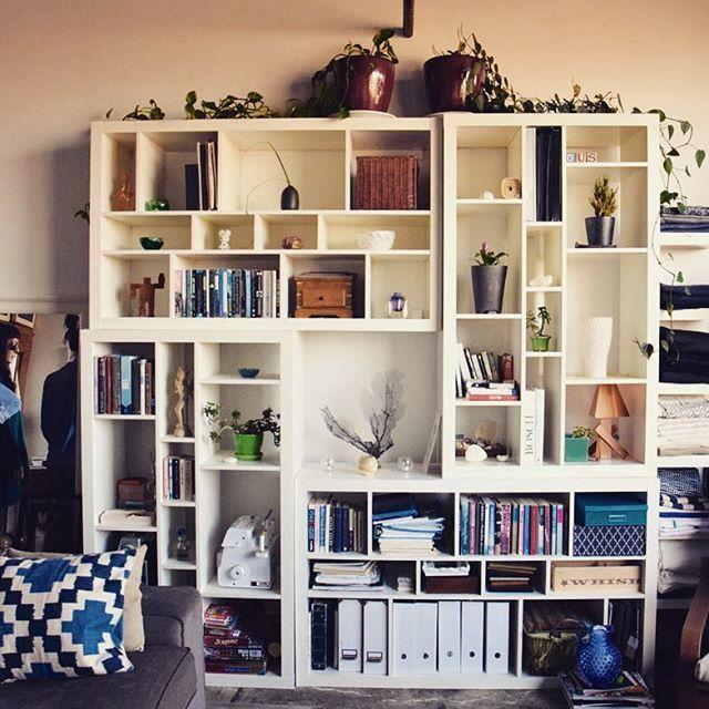 カラーボックスの大型家具