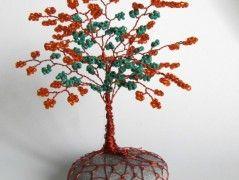 Stromeček štěstí- Rezavý