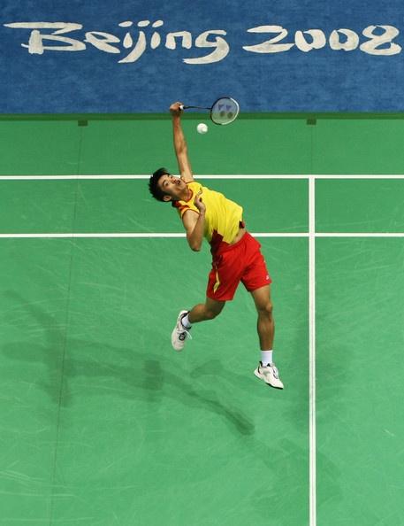 Lin Dan Photo - Olympics Day 6 - Badminton