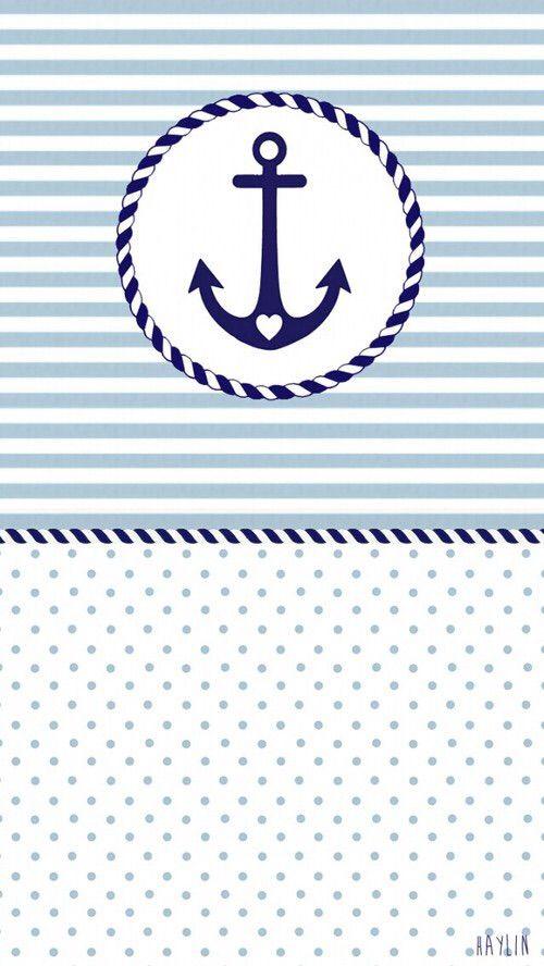 Afbeelding via We Heart It #azul #background #ancla