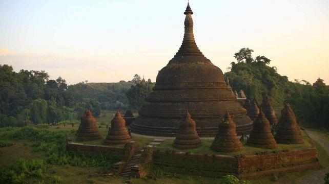 Explore the Treasures of Burma