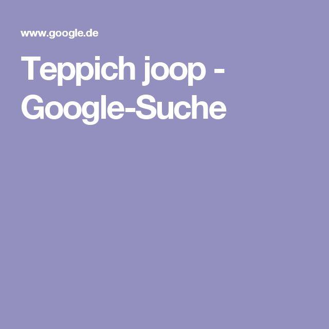 Ideal Teppich joop Google Suche