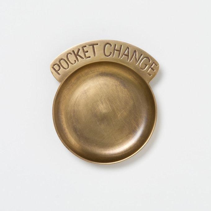 Brass Change Catcher/ Terrain #giftlist