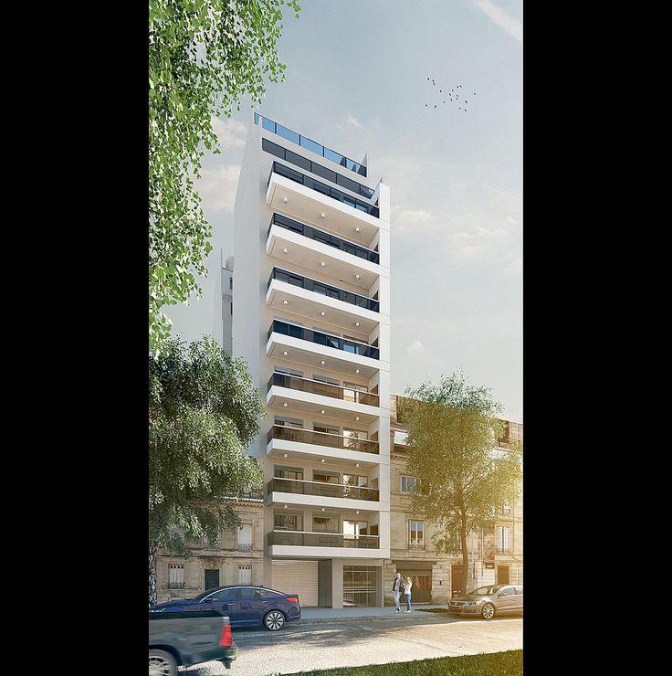 AMBA - Residenciales entre medianeras - Página 362 - SkyscraperCity Camargo 135 CABA