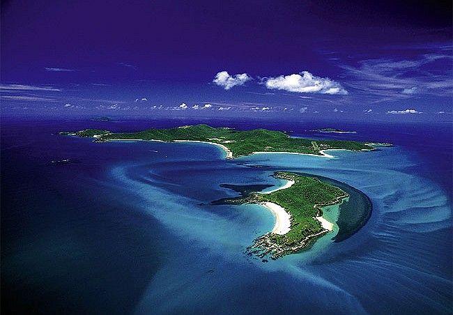 Great Keppel Island, Barriera corallina, Queensland