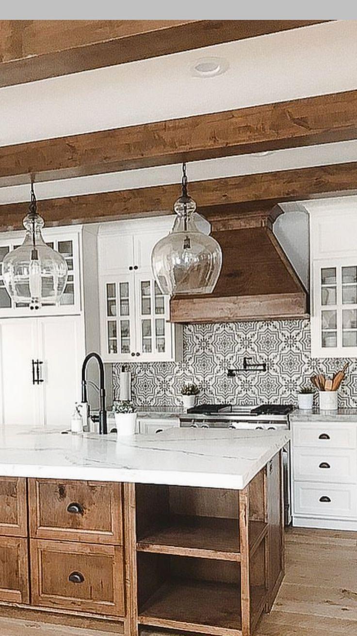 Rustic Kitchen Decorations Home decor kitchen, Rustic