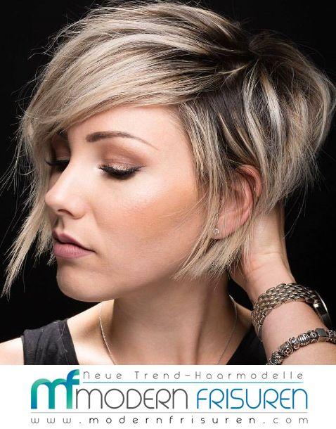 neueste pixie Haarschnitt designs chic kurze - Neue Trend ...