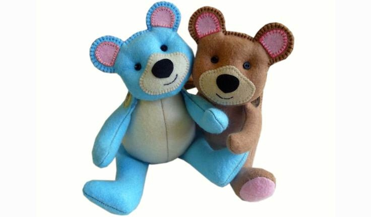 How to Make a Teddy Bear Learn how to make these sweet ...