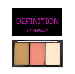 I ♡ Makeup I ♡ Definition -Fair - FACE - MAKEUP