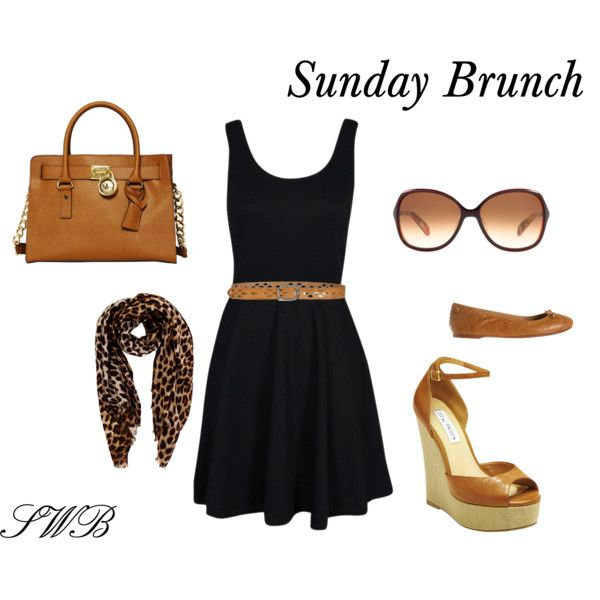 Morning Inspiration - Sunday Brunch Summer fashion outfits