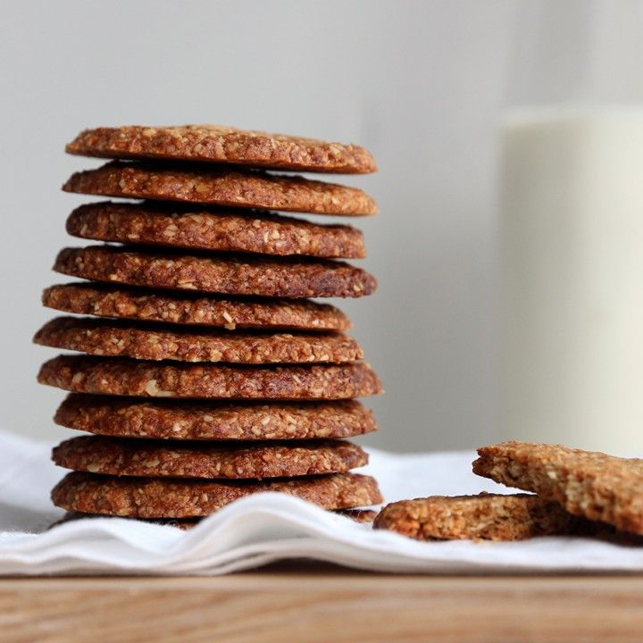 Beach House Recipes | #nutbutter #oat #cookies #healthy #recipes