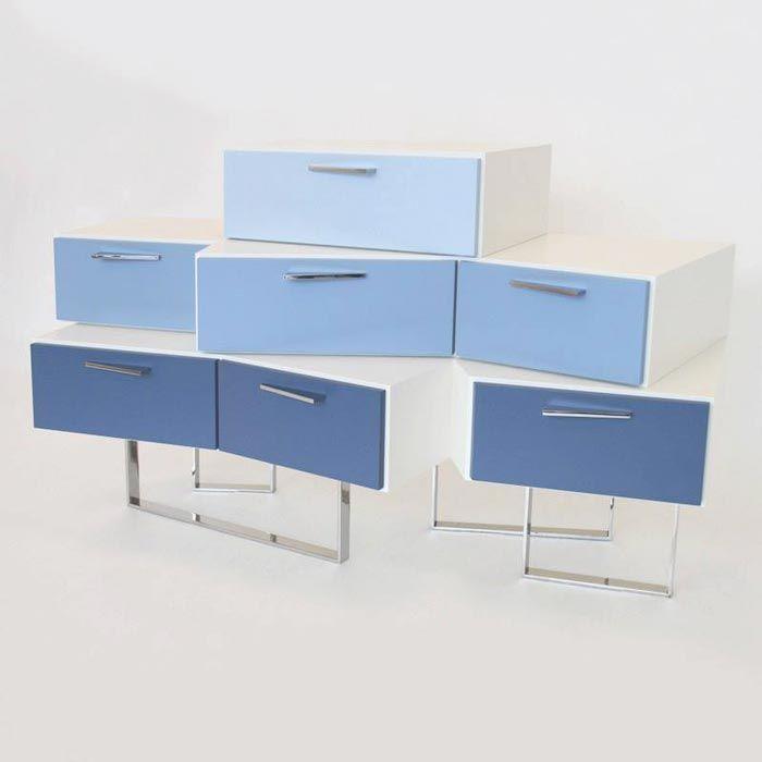Rand Dresser   A Deconstructed, Slanted, Nonlinear Dresser