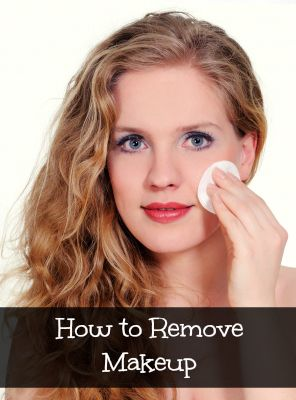 How to Remove Makeup | Everything Pretty