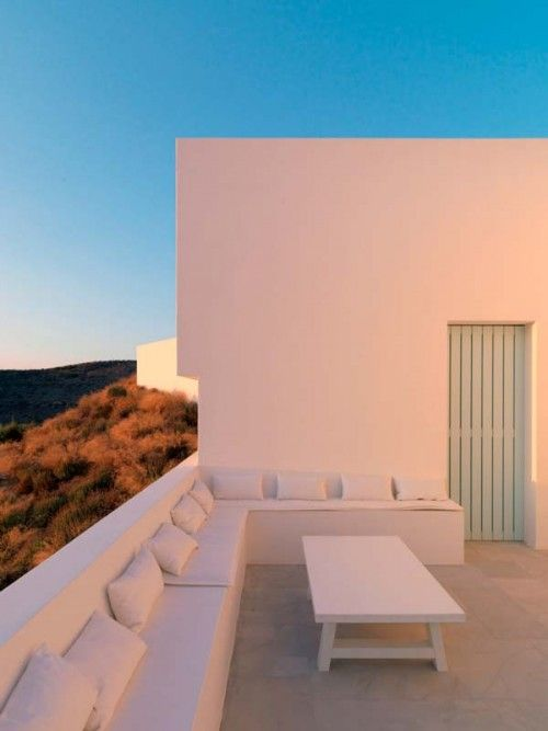 outdoor pinned by barefootstyling.com Ktima House in Antiparos by Camilo Rebelo + Susana Martins - The Greek Foundation