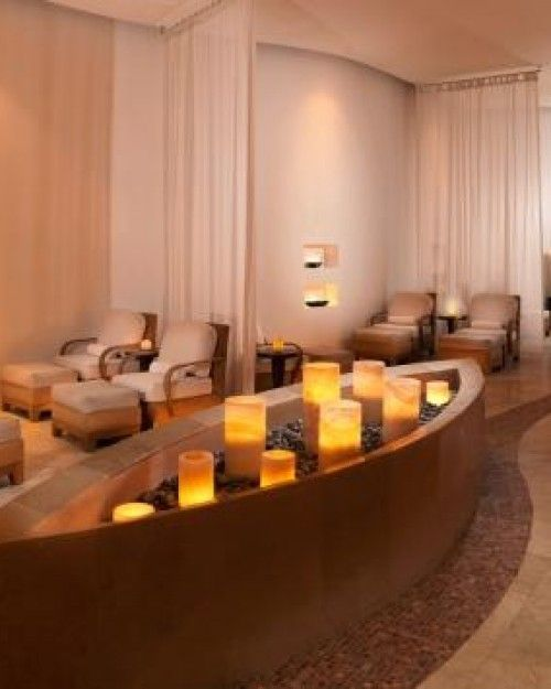 Le Blanc Spa Resort  ( Cancun, Mexico )  Spend an afternoon at the water-focused spa, which has 19 streamlined treatment rooms. #Jetsetter #JSSpa