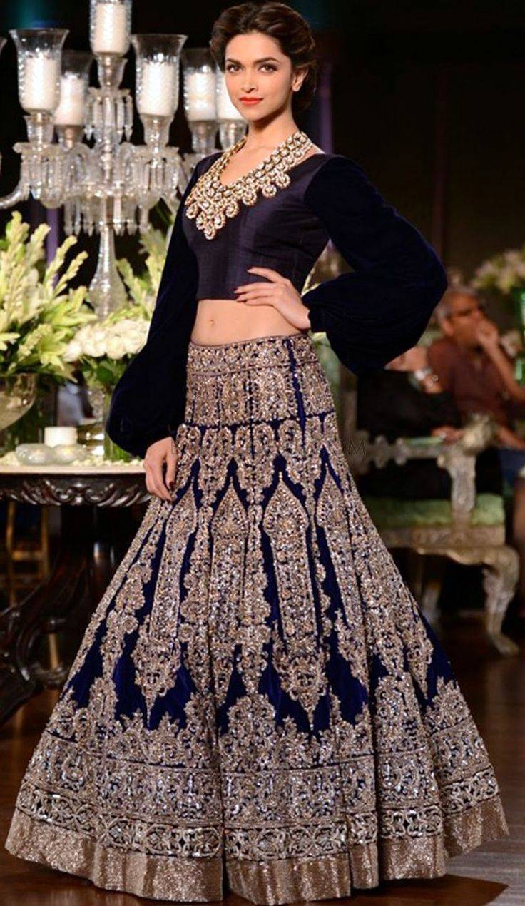 12 Best Manish Malhotra Bridal Collection of all time | Indian ...