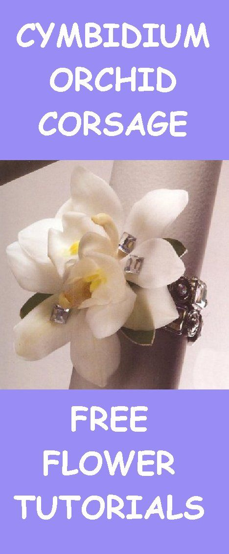 Free Corsage And Boutonniere Tutorials Http Www Wedding