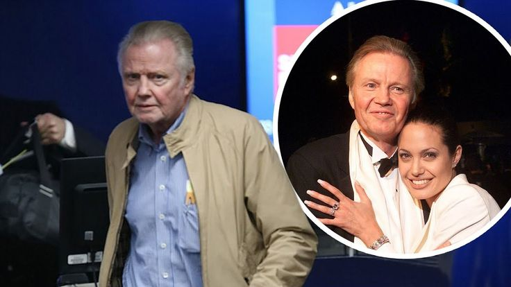 Jon Voight breaks silence saying he didn't know daughter Angelina Jolie ...