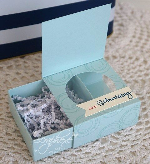 Geschenkbox Anleitung