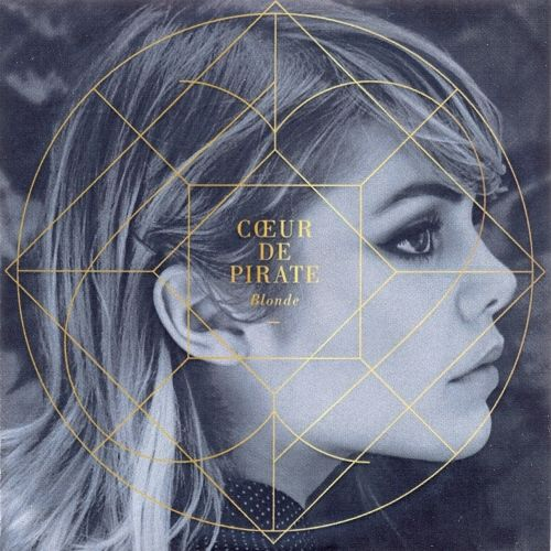 COEUR DE PIRATE / BLONDE / CD ALBUM 12 TITRES PROMO