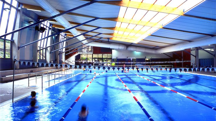 KARORI POOL designed by Architecture HDT Design firm.  New Zealand.  http://architecturehdt.co.nz/pools/