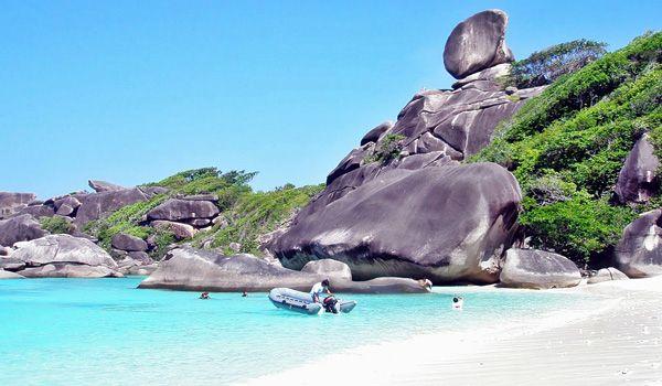 Pulau Similan, Thailand | Tiket pesawat ke Bangkok http://goo.gl/2cJCPZ