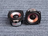 Free shippping, 2.5 inch 4/8ohms full range speaker, 8-15W, diameter:67mm, loudspeaer, speakers,hifi sound,2pcs a lot