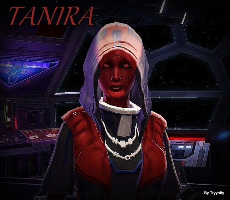 Tanira - Sith Pureblood - Sorcerer