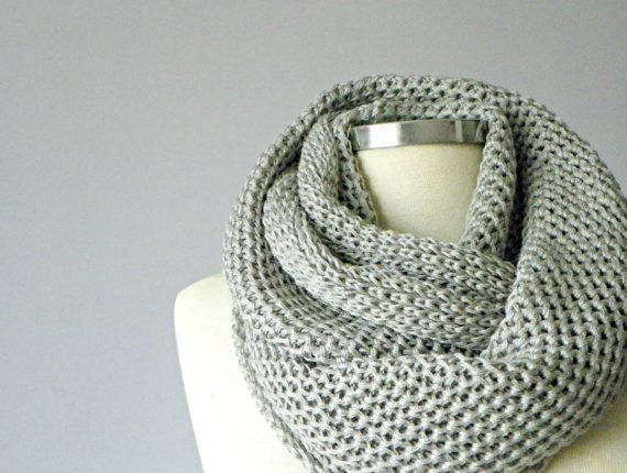 infinity, scarves, unisex, for man, knit scarf, Cowl Scarf, gift for her, winter accessories, chunky infinity cowl