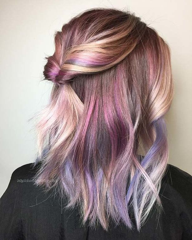 50 Unique Hair Color Ideas For 2019 Here We Come To The New Year Which Is The Best Time To Switch Up Y Hair Color Unique Spring Hair Color Latest Hair Color