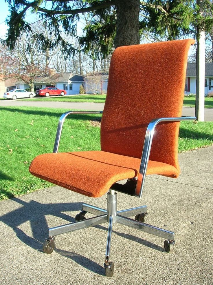 Herman Miller Eames Mid Century High Back Executive Chair