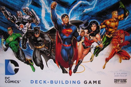 Blackest Night Coming to the DC Deck Building Game?